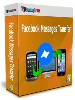 Backuptrans Facebook Messages Transfer for Windows (Family Edition)