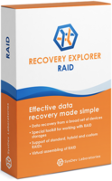Recovery Explorer RAID (for Mac OS) - Personal License