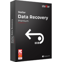 Stellar Data Recovery Premium Windows [30 Days Subscription]