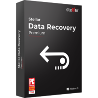 Stellar Data Recovery- Windows Premium [1 Year Subscription]