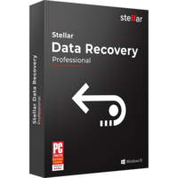 Stellar Data Recovery Windows Professional+