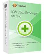 Tipard iOS Data Recovery for Mac