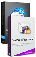 WonderFox Video Watermark + WonderFox DVD Video Converter Family Pack