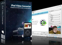 mediAvatar iPod Video Converter for Mac